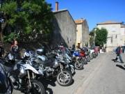 Balade moto «La Grive» en Cévennes du 13 mai 2012 - thumbnail #84