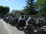 Balade moto «La Grive» en Cévennes du 13 mai 2012 - thumbnail #86