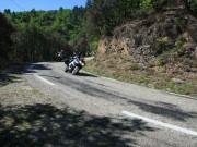 Balade moto «La Grive» en Cévennes du 13 mai 2012 - thumbnail #2