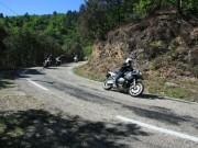 Balade moto «La Grive» en Cévennes du 13 mai 2012 - thumbnail #4