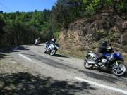 Balade moto «La Grive» en Cévennes du 13 mai 2012 - thumbnail #5