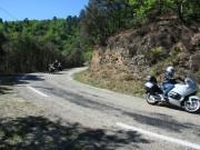 Balade moto «La Grive» en Cévennes du 13 mai 2012 - thumbnail #7