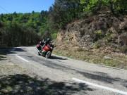 Balade moto «La Grive» en Cévennes du 13 mai 2012 - thumbnail #8