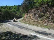 Balade moto «La Grive» en Cévennes du 13 mai 2012 - thumbnail #9