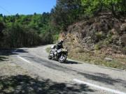 Balade moto «La Grive» en Cévennes du 13 mai 2012 - thumbnail #11
