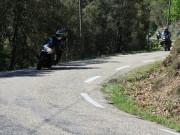 Balade moto «La Grive» en Cévennes du 13 mai 2012 - thumbnail #13