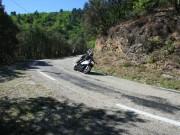 Balade moto «La Grive» en Cévennes du 13 mai 2012 - thumbnail #14