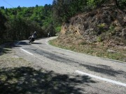 Balade moto «La Grive» en Cévennes du 13 mai 2012 - thumbnail #15