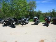 Balade moto «La Grive» en Cévennes du 13 mai 2012 - thumbnail #29