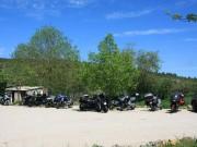 Balade moto «La Grive» en Cévennes du 13 mai 2012 - thumbnail #33