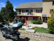 Balade moto «La Grive» en Cévennes du 13 mai 2012 - thumbnail #34