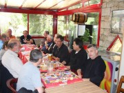 Balade moto «La Grive» en Cévennes du 13 mai 2012 - thumbnail #42