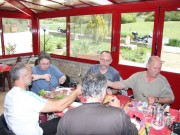 Balade moto «La Grive» en Cévennes du 13 mai 2012 - thumbnail #56