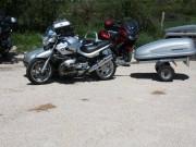 Balade moto «La Grive» en Cévennes du 13 mai 2012 - thumbnail #73