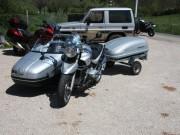 Balade moto «La Grive» en Cévennes du 13 mai 2012 - thumbnail #74