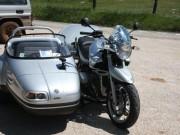 Balade moto «La Grive» en Cévennes du 13 mai 2012 - thumbnail #75