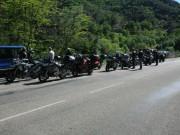 Balade moto «La Grive» en Cévennes du 13 mai 2012 - thumbnail #76