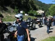 Balade moto «La Grive» en Cévennes du 13 mai 2012 - thumbnail #79