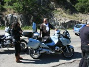 Balade moto «La Grive» en Cévennes du 13 mai 2012 - thumbnail #81