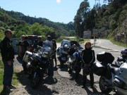 Balade moto «La Grive» en Cévennes du 13 mai 2012 - thumbnail #83