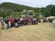 Balade moto à Lourmarin en Lubéron du 10 juin 2012 - thumbnail #79