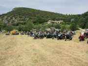 Balade moto à Lourmarin en Lubéron du 10 juin 2012 - thumbnail #86