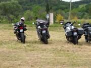 Balade moto à Lourmarin en Lubéron du 10 juin 2012 - thumbnail #94