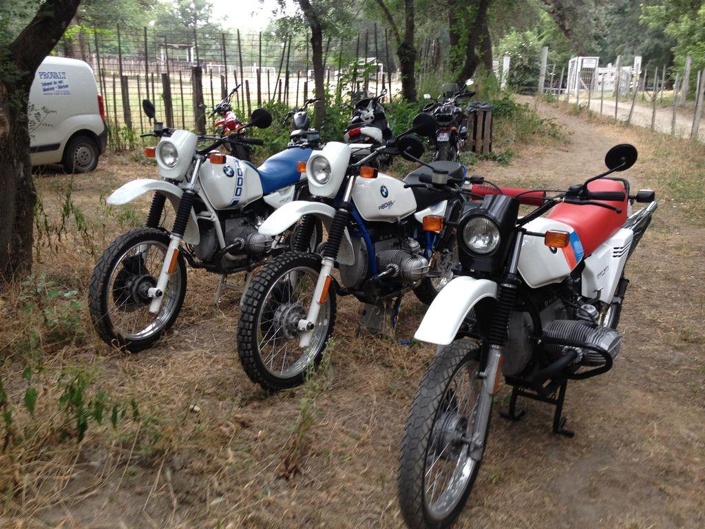 Balade moto historique le 1er juillet 2012 - medium