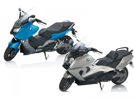 Venez essayer les Maxi-scooters BMW - large #1