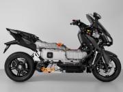 Scooter électrique : BMW C evolution - thumbnail #26