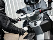 Scooter électrique : BMW C evolution - thumbnail #47