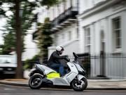 Scooter électrique : BMW C evolution - thumbnail #1