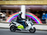 Scooter électrique : BMW C evolution - thumbnail #2
