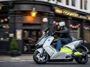 Scooter électrique : BMW C evolution - thumbnail #3