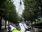 Scooter électrique : BMW C evolution - thumbnail #4