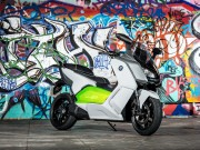 Scooter électrique : BMW C evolution - thumbnail #9