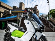 Scooter électrique : BMW C evolution - thumbnail #10