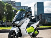 Scooter électrique : BMW C evolution - thumbnail #13