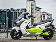 Scooter électrique : BMW C evolution - thumbnail #20