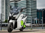 Scooter électrique : BMW C evolution - thumbnail #21