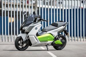 Scooter électrique : BMW C evolution - medium