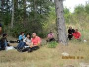 Week-end moto à Pra Loup les 22 et 23 septembre 2012 - thumbnail #140