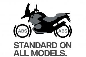 Sécurité 360° : BMW Motorrad équipe dorénavant tous ses modèles de freins ABS. - medium