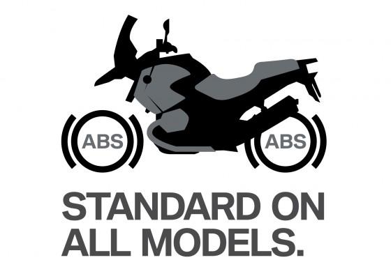 Sécurité 360° : BMW Motorrad équipe dorénavant tous ses modèles de freins ABS. - large #1