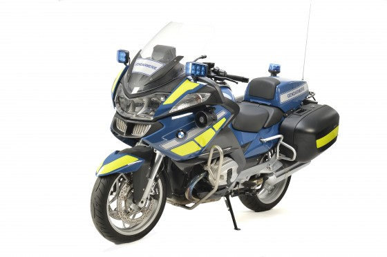BMW R1200RT Gendarmerie - large #1