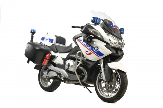 BMW R1200RT Police Nationale - large #1