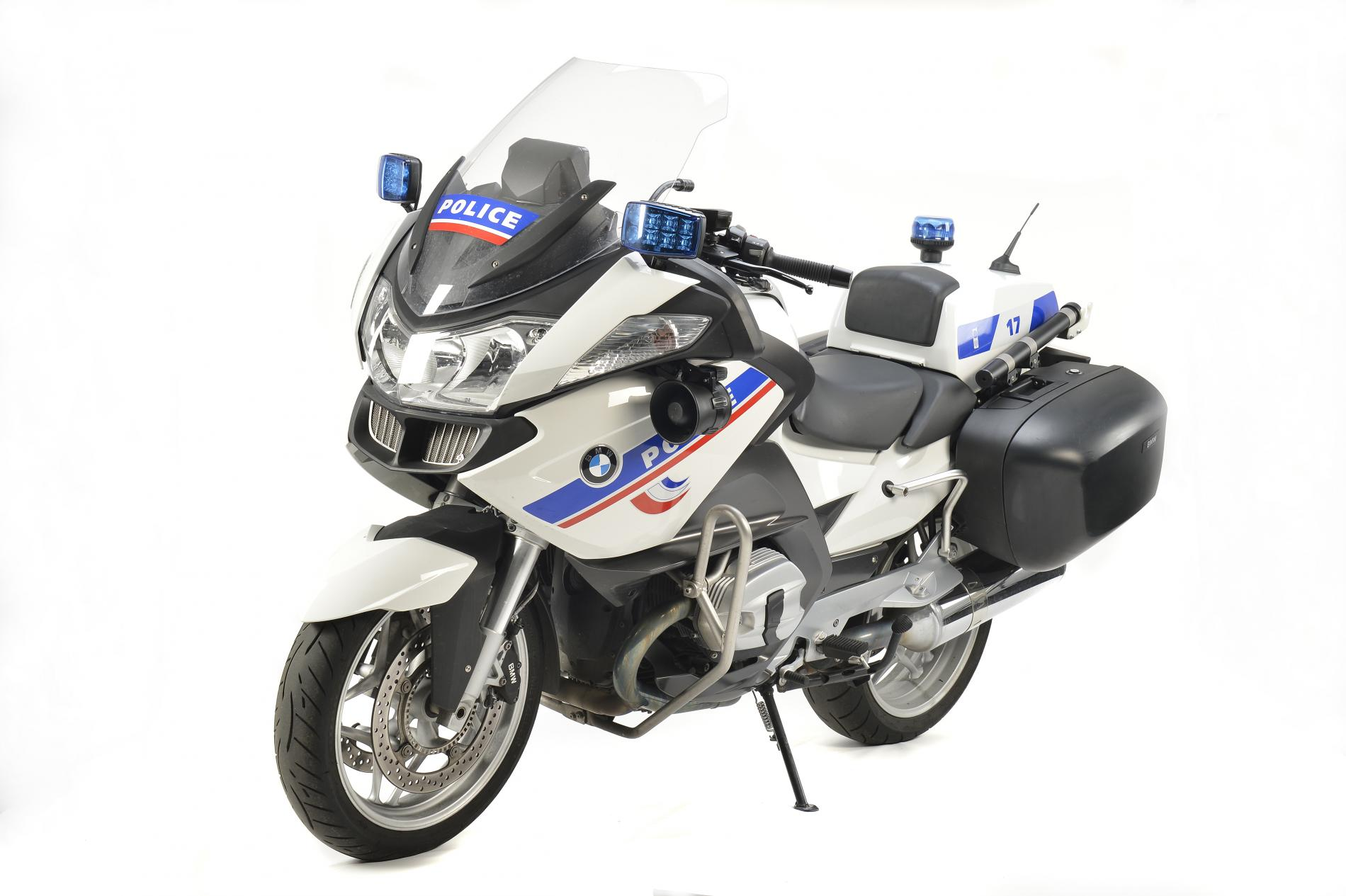 Bmw R1200rt Police Nationale Moto Bmw