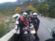 Balade moto Etang de Thau du 11 novembre 2012 - thumbnail #7