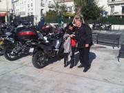 Balade moto Etang de Thau du 11 novembre 2012 - thumbnail #14