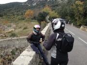 Balade moto Etang de Thau du 11 novembre 2012 - thumbnail #35